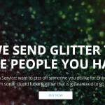 Shipyourenemiesglitter.com For Sale on Flippa