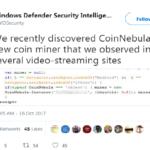 How to block CoinNebula on Firefox/Chrome
